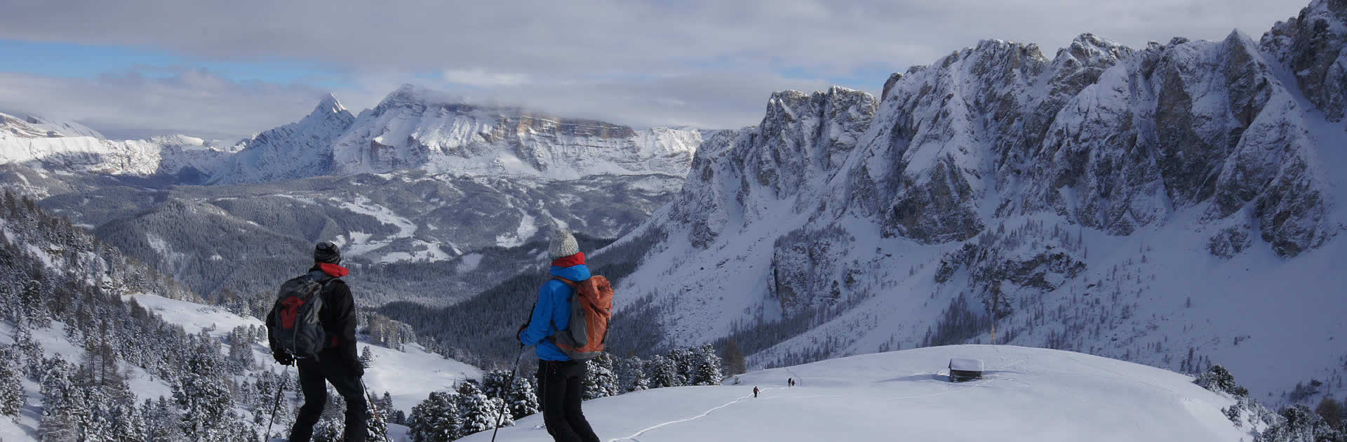 Ski mountaineering and Snowshoe